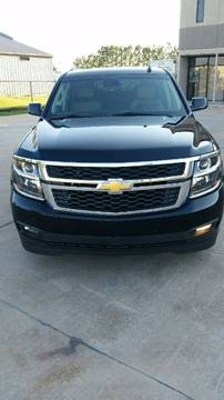 2017 Chevrolet Suburban for sale in Oklahoma City OK