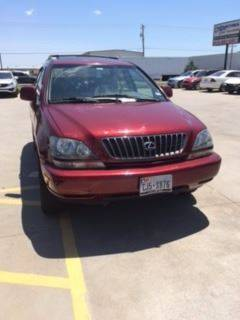 1999 Lexus RX 300 for sale in Oklahoma City OK