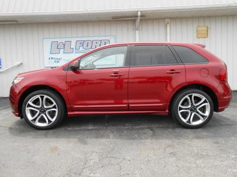 2013 Ford Edge for sale in East Berlin, PA