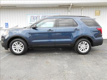 2016 Ford Explorer for sale in East Berlin, PA