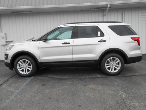 2017 Ford Explorer for sale in East Berlin, PA