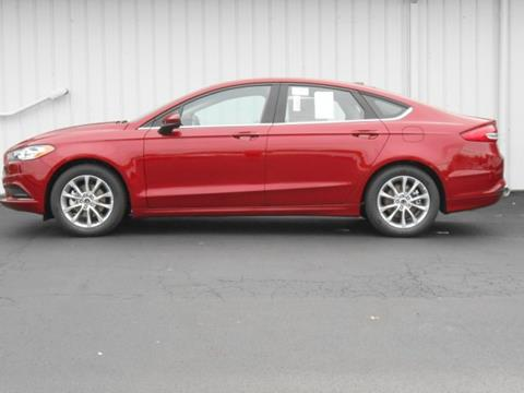 2017 Ford Fusion for sale in East Berlin, PA