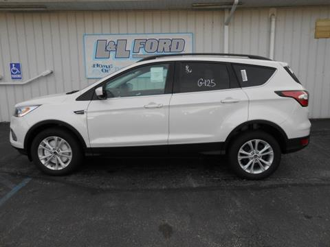 2017 Ford Escape for sale in East Berlin, PA