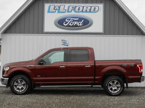 2015 Ford F-150 for sale in East Berlin, PA