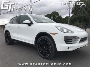 2014 Porsche Cayenne for sale in Eugene, OR