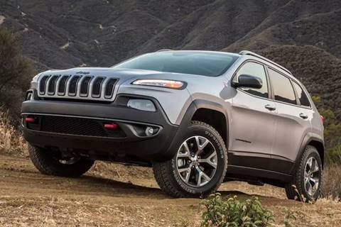 2014 Jeep Cherokee for sale in Hope Valley, RI