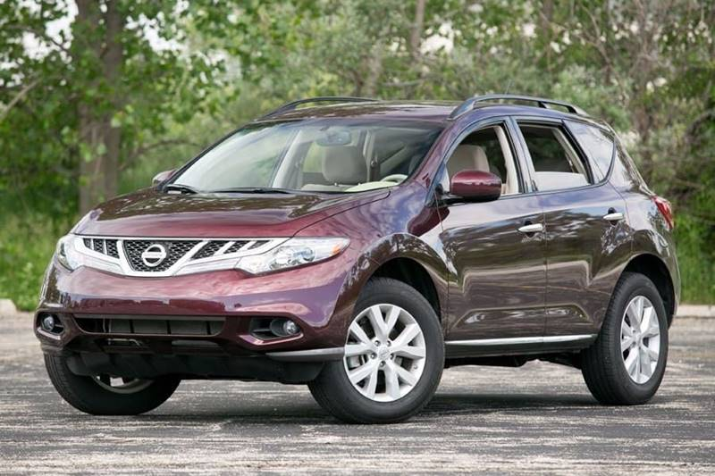 Delightful 2013 Nissan Murano For Sale At Premium Autos In Hope Valley RI