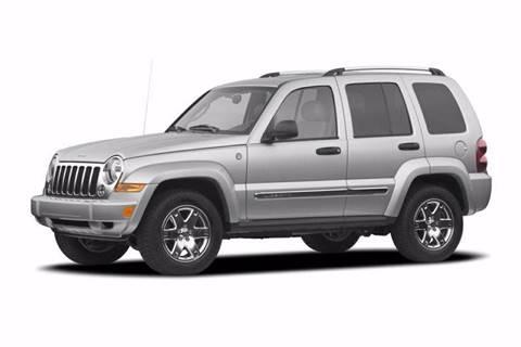 2006 Jeep Liberty for sale in Montesano WA