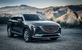 2015 Mazda CX-9 for sale at Mad Max Motors in Binford ND