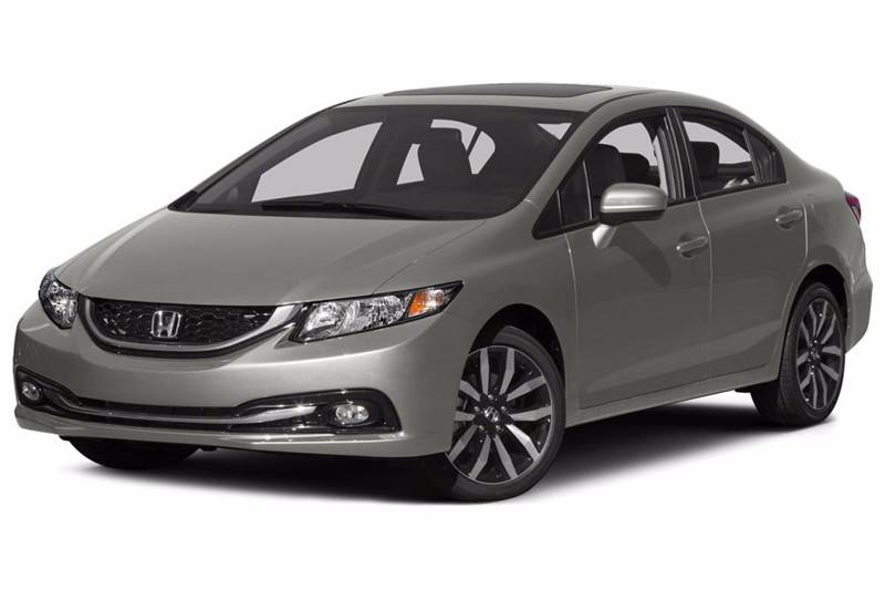 2015 Honda Civic for sale at Mad Max Motors in Binford ND