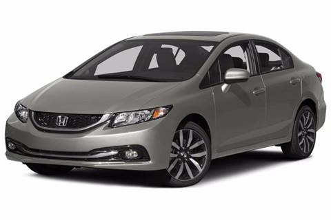 2015 Honda Civic for sale in Binford, ND
