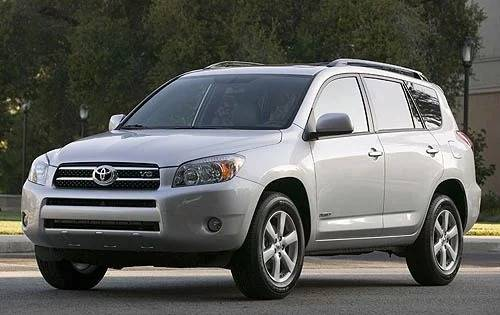 2008 Toyota RAV4 for sale at Mad Max Motors in Binford ND