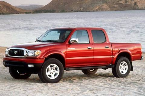 2002 Toyota Tacoma for sale at Mad Max Motors in Binford ND