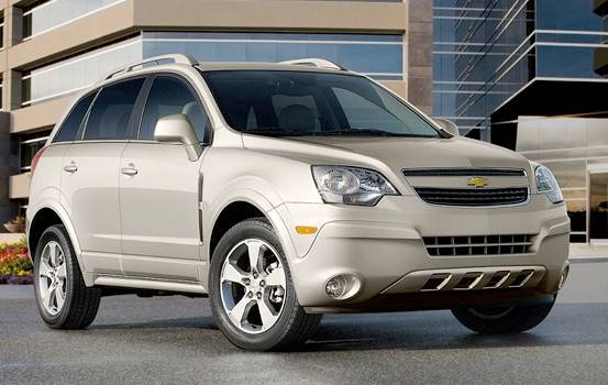 2014 Chevrolet Captiva Sport for sale at SM's Auto Sales in Billings OK