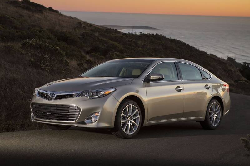 2014 Toyota Avalon for sale at Zip Life Motors in Bozeman MT