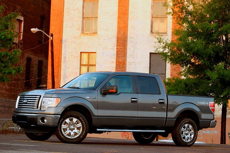 2011 Ford F-150 for sale at Designer Auto Sales in Bakewell TN