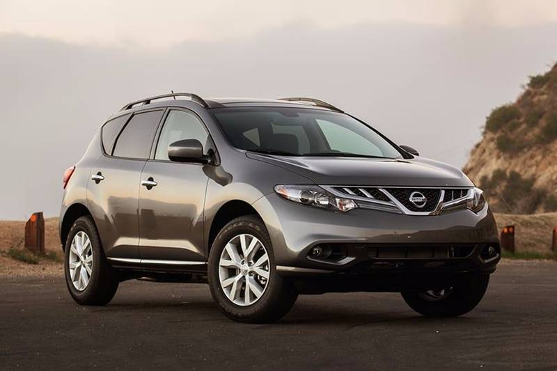 2014 Nissan Murano for sale at Designer Auto Sales in Bakewell TN