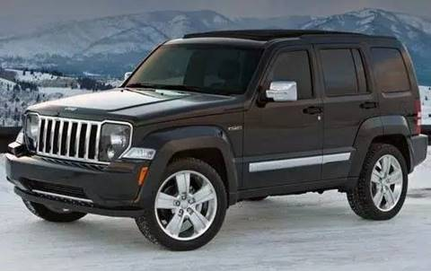 2012 Jeep Liberty for sale at Designer Auto Sales in Bakewell TN