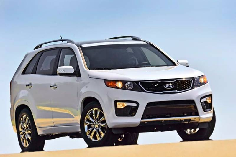 2013 Kia Sorento for sale at Ultra Rides in Bath NH