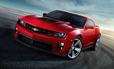 2012 Chevrolet Camaro for sale at Ultra Rides in Bath NH