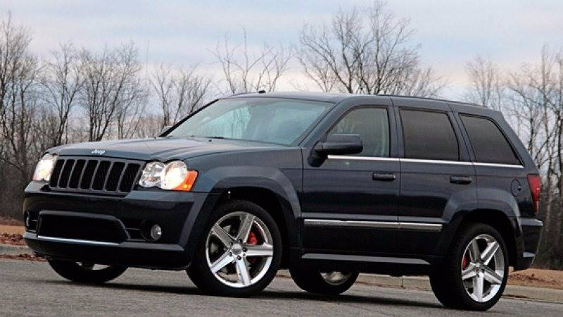 2009 Jeep Grand Cherokee for sale at Ultra Rides in Bath NH