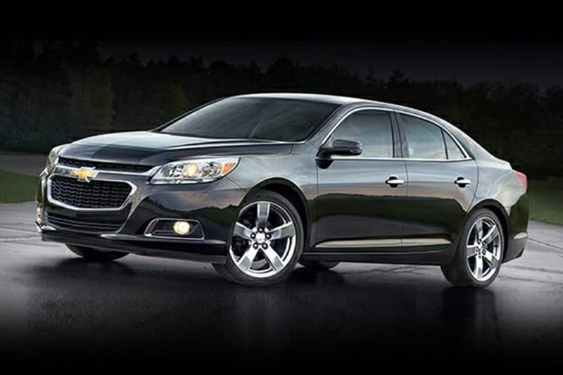 2015 Chevrolet Malibu for sale at Ultra Rides in Bath NH
