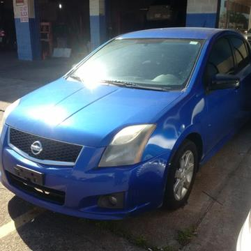 2010 Nissan Sentra for sale at R&T Motors in Houston TX