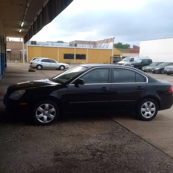 2007 Kia Optima for sale at R&T Motors in Houston TX