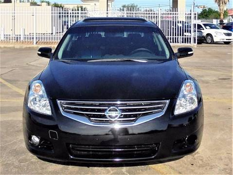 2011 Nissan Altima for sale in Houston, TX