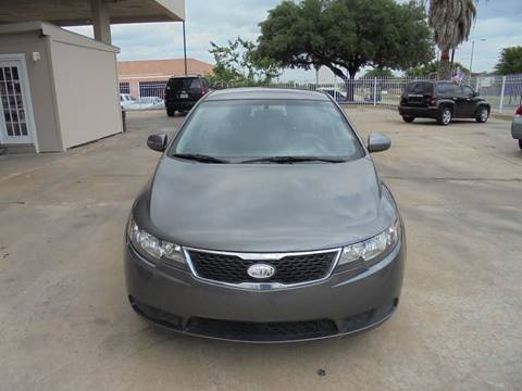 2013 Kia Forte for sale in Houston, TX