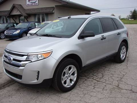 2014 Ford Edge for sale in Berne, IN