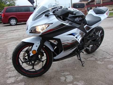 2014 Kawasaki Ninja 300  SE  ABS for sale in Berne, IN