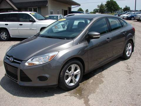 2014 Ford Focus for sale in Berne, IN