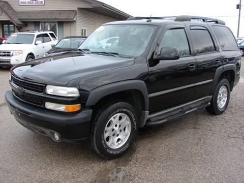 2004 Chevrolet Tahoe for sale in Berne, IN