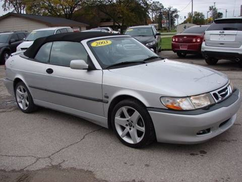 2003 Saab 9-3 for sale in Berne, IN