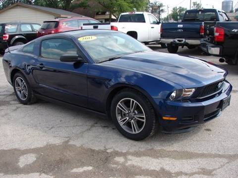 2011 Ford Mustang for sale in Berne, IN