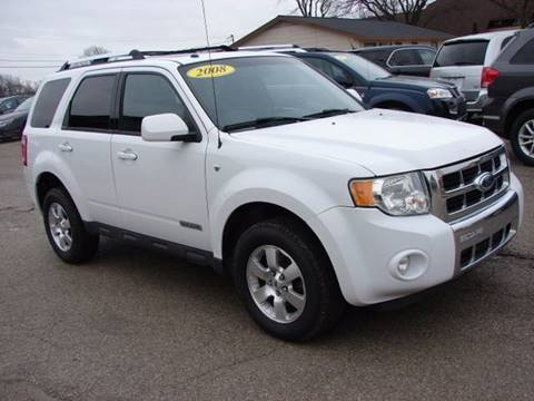 2008 Ford Escape for sale in Berne, IN