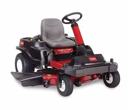 Toro TimeCutter SW5000 for sale at Lehmans Automotive in Berne IN