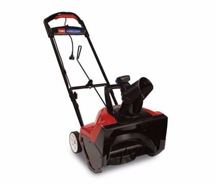 Toro 1800 Power Curve