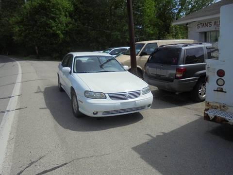 1999 Chevrolet Malibu for sale in New Castle, PA
