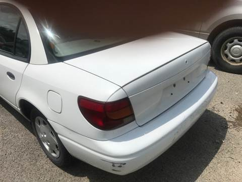 2000 Saturn S-Series for sale in New Castle, PA