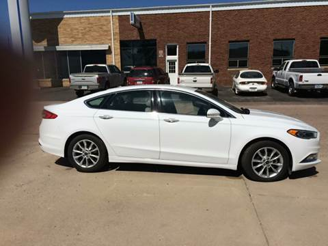 2017 Ford Fusion for sale in Danbury IA