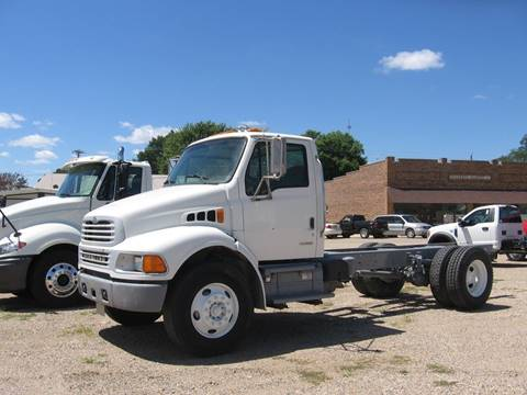 2003 Sterling Acterra Chassis for sale in Danbury, IA
