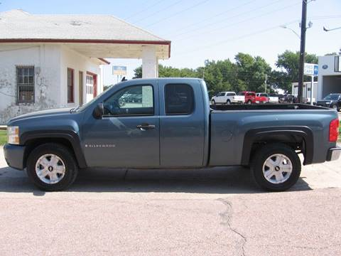 2007 Chevrolet Silverado 1500 for sale in Danbury, IA