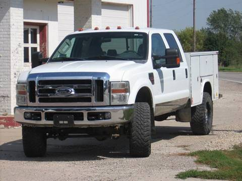 2008 Ford F-350 Super Duty for sale in Danbury IA