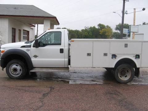 2012 Ford F-450 Super Duty for sale in Danbury, IA