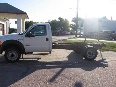 2007 Ford F-450 for sale in Danbury IA