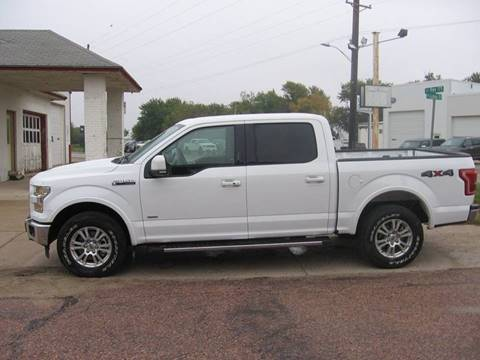 2017 Ford F-150 for sale in Danbury IA
