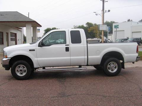 2004 Ford F-250 Super Duty for sale in Danbury IA