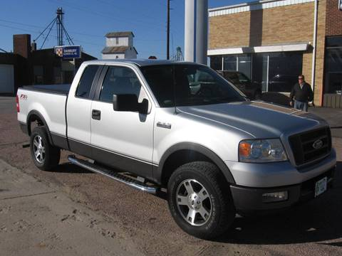 2005 Ford F-150 for sale in Danbury IA
